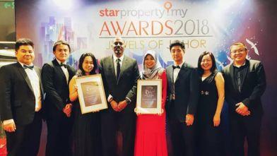 Giải thưởng danh giá do Chính phủ Malaysia
