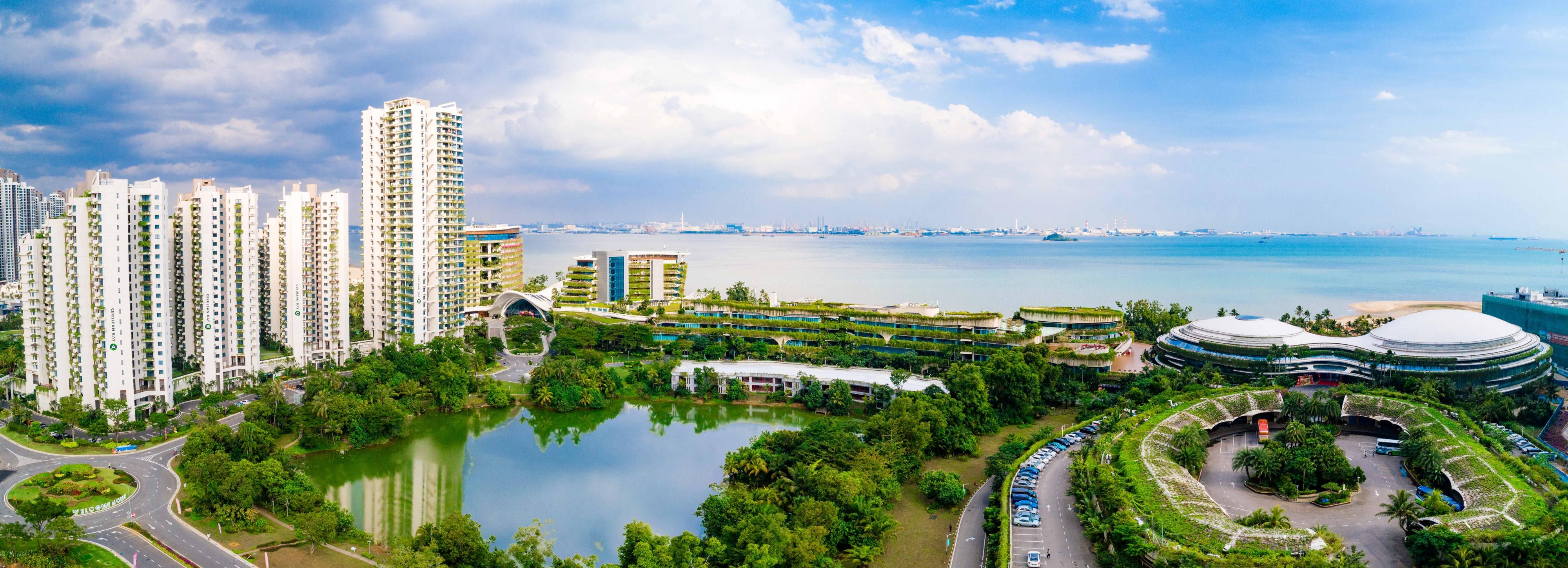 1.5 giờ bay trực tiếp từ HCMC sang Forest City