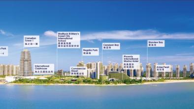 Dự án Forest City Malaysia cập nhật tiến độ xây dựng - Tháng 3/2020