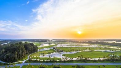Toàn cảnh Golf Resort - Dự án Forest City Malaysia - Tháng 2/2020