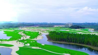 Cập nhật tiến độ xây dựng Forest City Malaysia - Tháng 9/2021