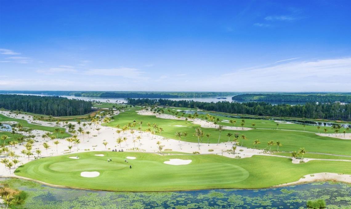 Sân Golf tại Forest City