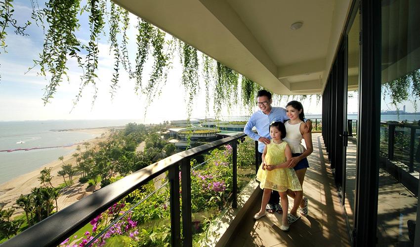 Định cư Malaysia, cách Singapore chỉ 2km cho Gia đình 3 thế hệ